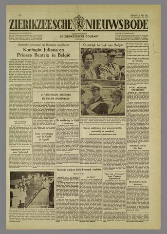 Zierikzeesche Nieuwsbode 1960-05-31