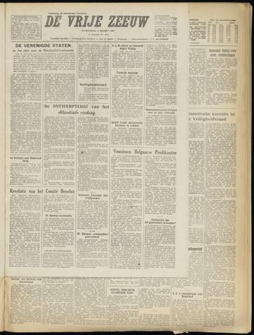 de Vrije Zeeuw 1949-03-09
