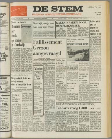 de Stem 1973-08-07