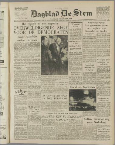 de Stem 1958-11-06
