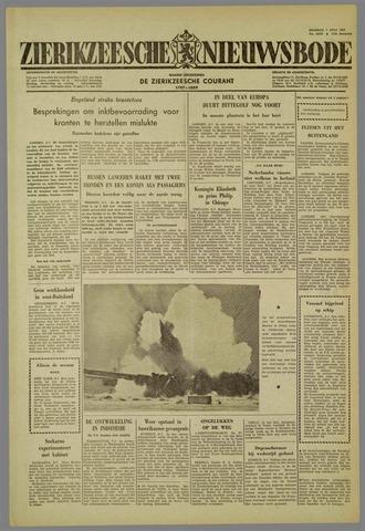 Zierikzeesche Nieuwsbode 1959-07-07