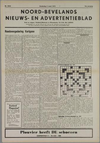 Noord-Bevelands Nieuws- en advertentieblad 1975-03-06