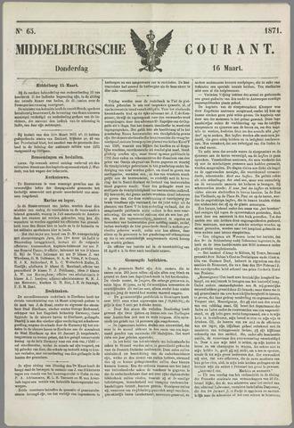 Middelburgsche Courant 1871-03-16