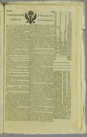 Middelburgsche Courant 1809-06-27