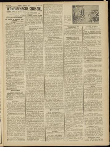 Ter Neuzensche Courant. Algemeen Nieuws- en Advertentieblad voor Zeeuwsch-Vlaanderen / Neuzensche Courant ... (idem) / (Algemeen) nieuws en advertentieblad voor Zeeuwsch-Vlaanderen 1944-08-01