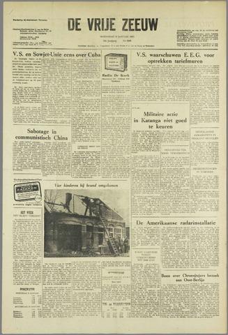 de Vrije Zeeuw 1963-01-09