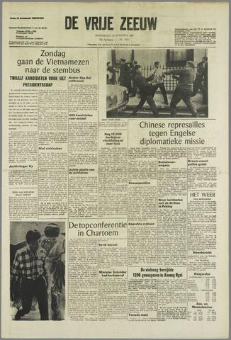 de Vrije Zeeuw 1967-08-31
