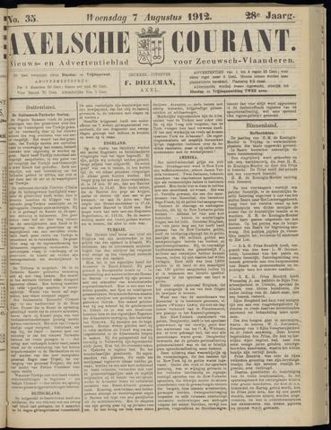 Axelsche Courant 1912-08-07