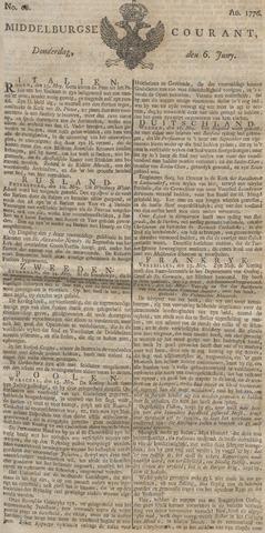 Middelburgsche Courant 1776-06-06