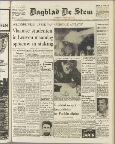 de Stem 1968-01-27