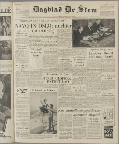 de Stem 1961-05-09