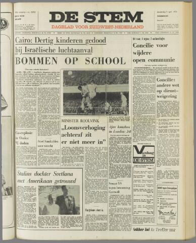 de Stem 1970-04-09