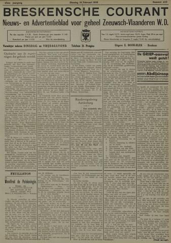Breskensche Courant 1936-02-18