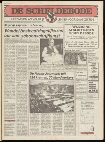 Scheldebode 1983-05-18