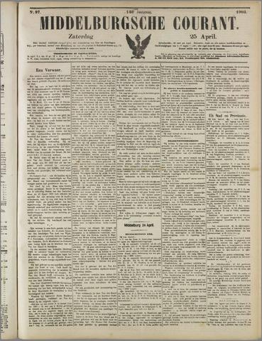 Middelburgsche Courant 1903-04-25