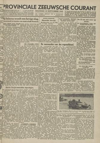 Provinciale Zeeuwse Courant 1943-09-13
