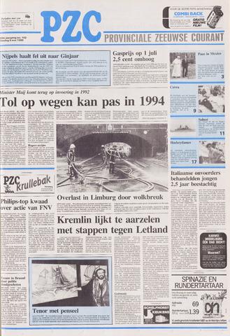 Provinciale Zeeuwse Courant 1990-05-08