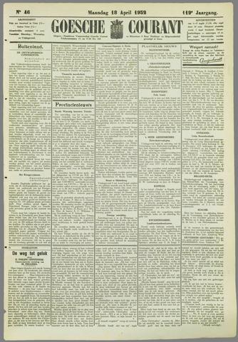 Goessche Courant 1932-04-18