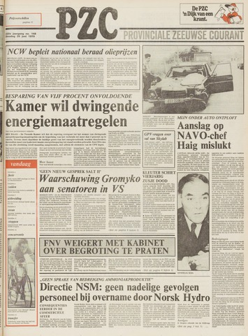 Provinciale Zeeuwse Courant 1979-06-26