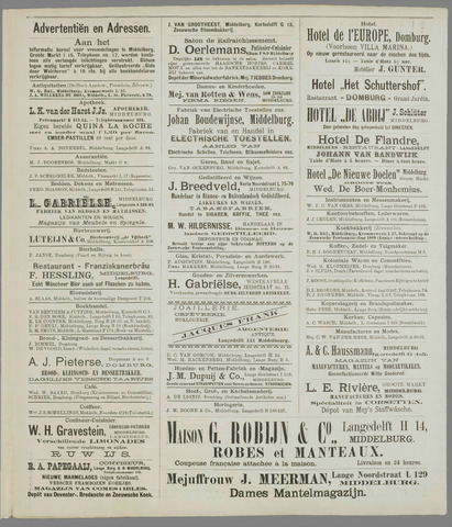 Domburgsch Badnieuws 1893