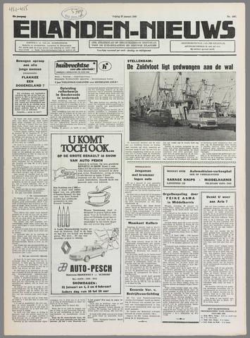 Eilanden-nieuws. Christelijk streekblad op gereformeerde grondslag 1980-01-25