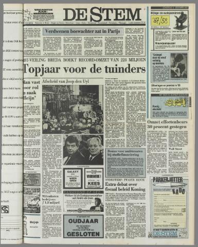 de Stem 1987-12-31