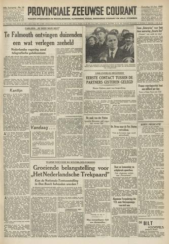 Provinciale Zeeuwse Courant 1952-01-12