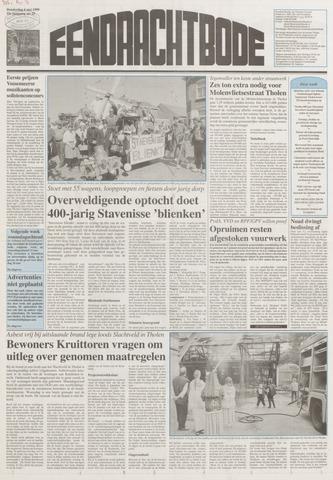 Eendrachtbode (1945-heden)/Mededeelingenblad voor het eiland Tholen (1944/45) 1999-05-06