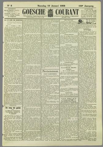 Goessche Courant 1932-01-18