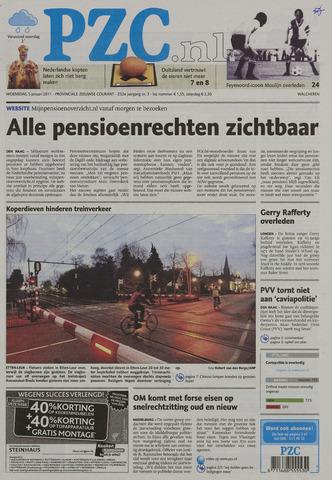 Provinciale Zeeuwse Courant 2011-01-05