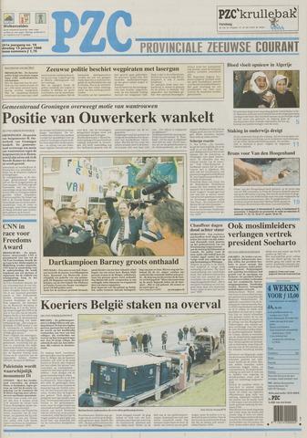 Provinciale Zeeuwse Courant 1998-01-13
