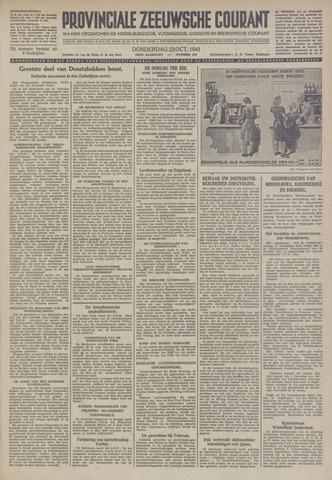 Provinciale Zeeuwse Courant 1941-10-23