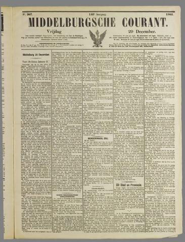 Middelburgsche Courant 1905-12-29