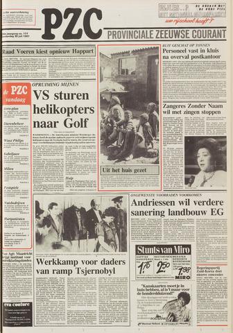 Provinciale Zeeuwse Courant 1987-07-30