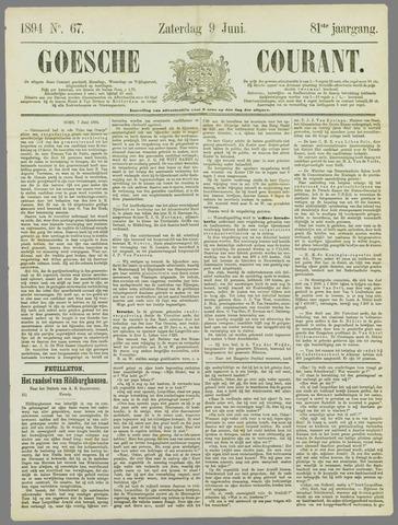 Goessche Courant 1894-06-09
