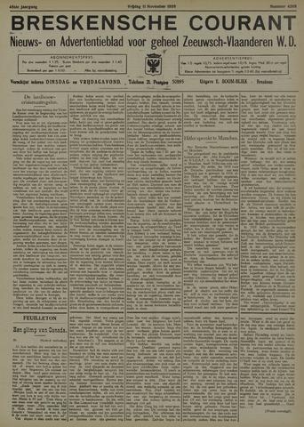Breskensche Courant 1938-11-11