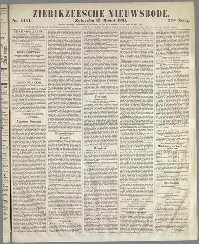 Zierikzeesche Nieuwsbode 1881-03-19