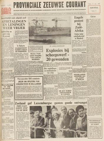 Provinciale Zeeuwse Courant 1967-09-15