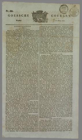 Goessche Courant 1833-07-26