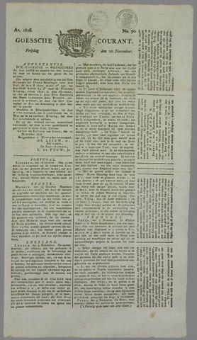 Goessche Courant 1826-11-10