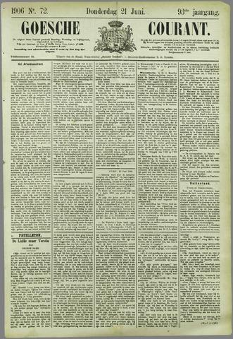 Goessche Courant 1906-06-21