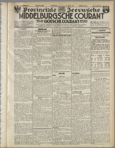 Middelburgsche Courant 1937-04-28
