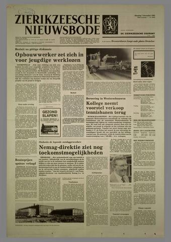 Zierikzeesche Nieuwsbode 1982-12-07