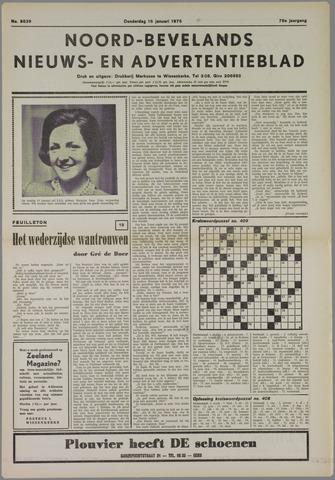 Noord-Bevelands Nieuws- en advertentieblad 1975-01-16