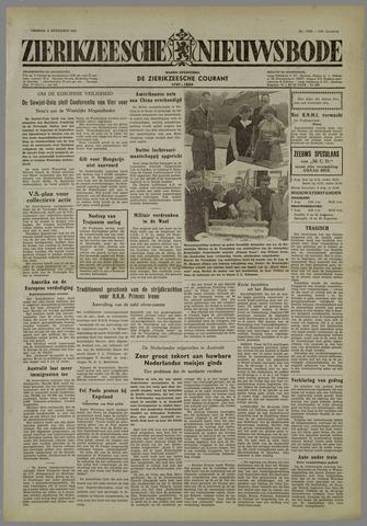 Zierikzeesche Nieuwsbode 1954-08-06