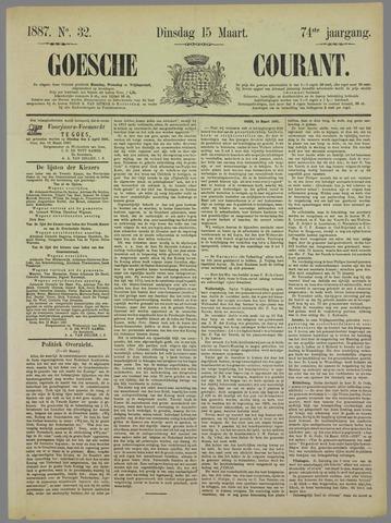 Goessche Courant 1887-03-15