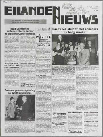 Eilanden-nieuws. Christelijk streekblad op gereformeerde grondslag 2000-03-14