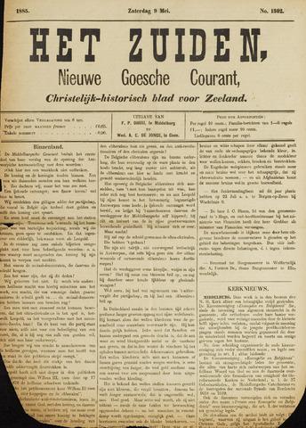 Het Zuiden, Christelijk-historisch blad 1885-05-09