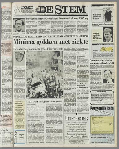 de Stem 1989-05-17