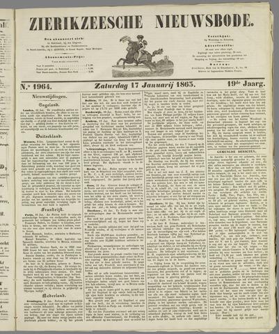 Zierikzeesche Nieuwsbode 1863-01-17